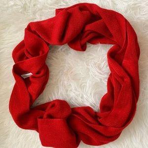 Calvin Klein Red Scarf